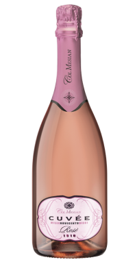 Col Mesian Spumanti - Cuvée 910 Spumante Rosé Brut with bag
